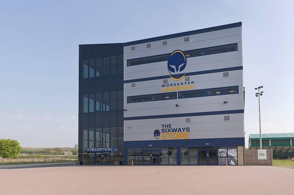Sixways Stadium Worcester Warriors Worcester