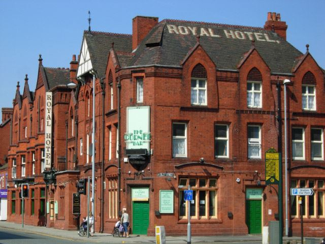 The Royal Hotel Crewe