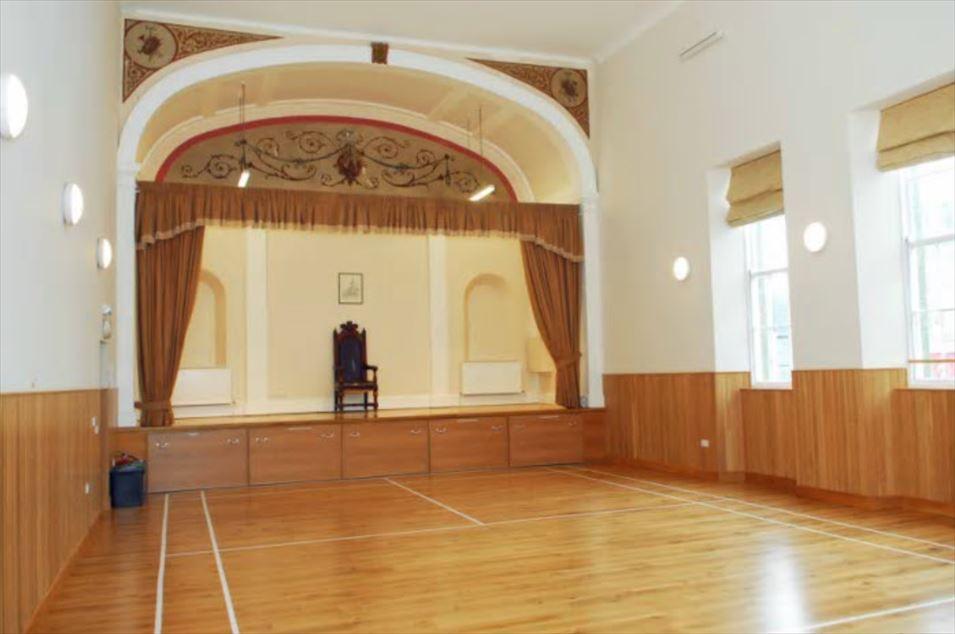 Milnathort Town Hall Milnathort Perth Kinross A Recently Modernised Community Hub Well