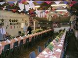 Wartime anniversary evening