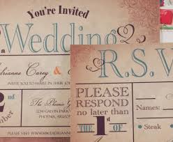 Wedding Supplier - Invitations