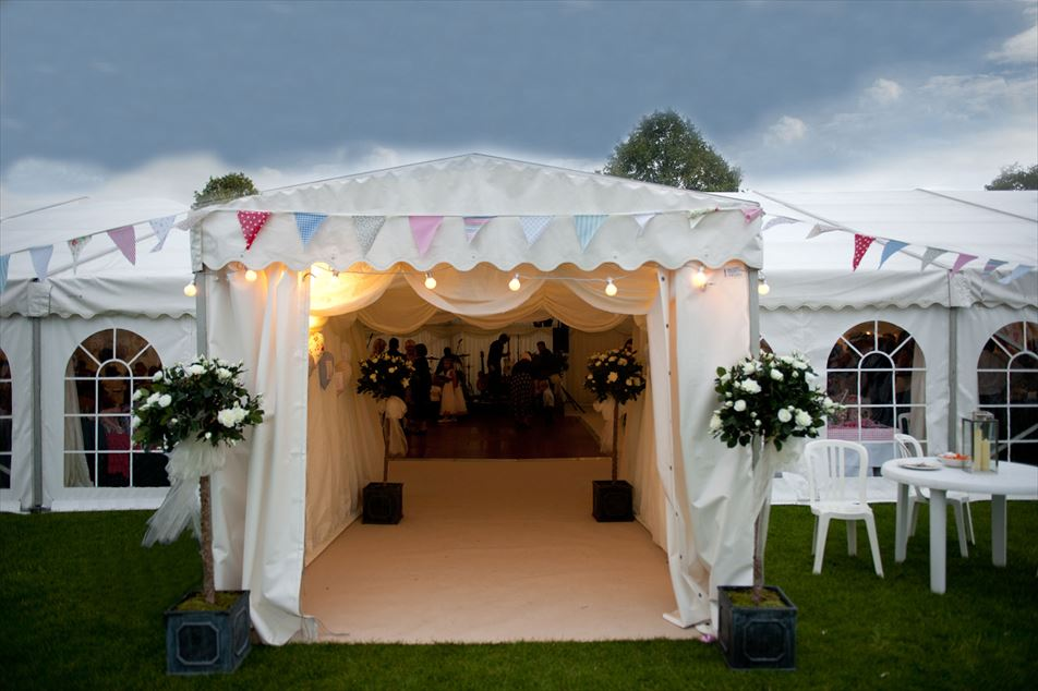 Marquee Perfect For Weddings Events