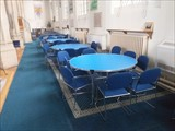 Church - round tables