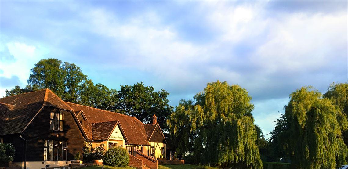 Forrester Park Maldon Essex Set In Beautiful