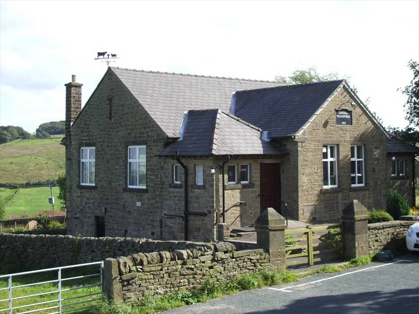 Laycock Village Hall Keighley Yorkshire