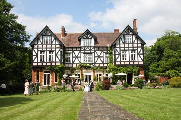 The Grange Country House Hotel Thurston