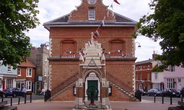 Woodbridge Town Hall