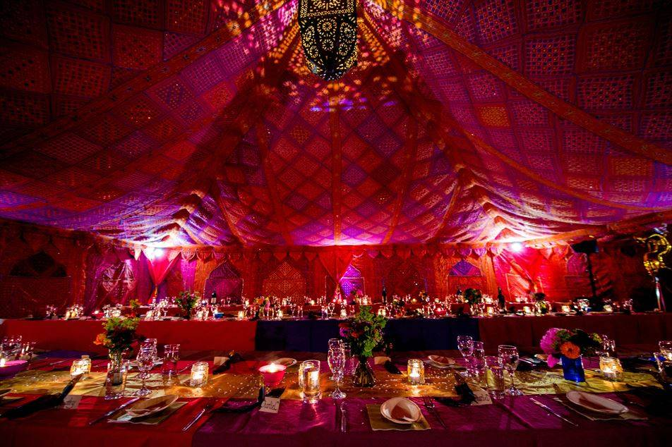Bombay Boudoir Tent  sc 1 st  Venues4Hire & The Arabian Tent Company Henfield England - Discover luxury and ...