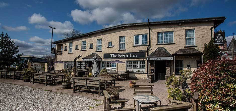 The Forth Inn, Aberfoyle, Stirling - Country pub dining in ...