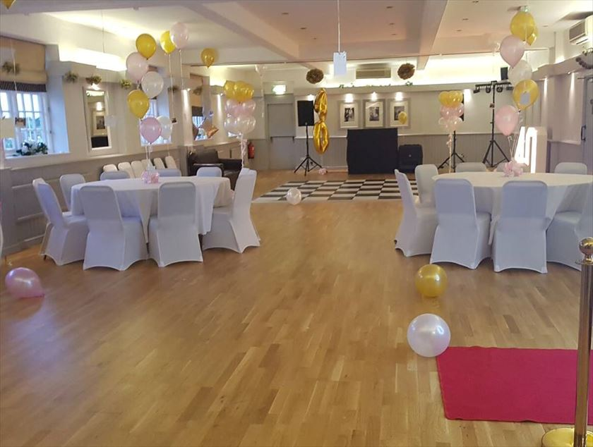 Function Rooms Brentwood