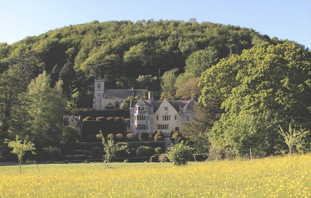 Owlpen Manor Estate Uley Nr Tetbury Gloucestershire Weddings