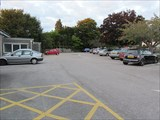 Burton Memorial Hall car park