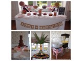 Berkshire Chocolate Fountains and Fruit Displays