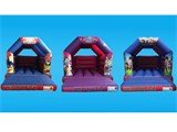 Jd's bouncy castle and soft play hire