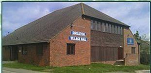 Singleton village hall weddings