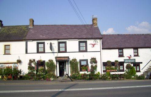 The Salutation, Nantgaredig