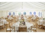 Rumbolds Farm wedding - Marquee Venue