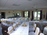 Main Room for wedding reception