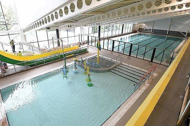 Centre at7 coventry coventry west midlands located in - Swimming pools with slides north west ...