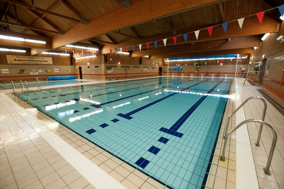 John Carroll Leisure Centre Nottingham England John