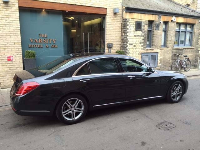 DS Executive Cars of Maidenhead