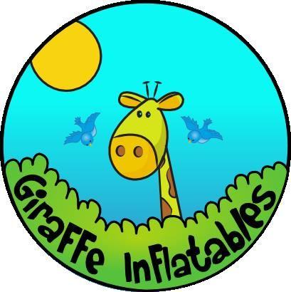 Giraffe Inflatables
