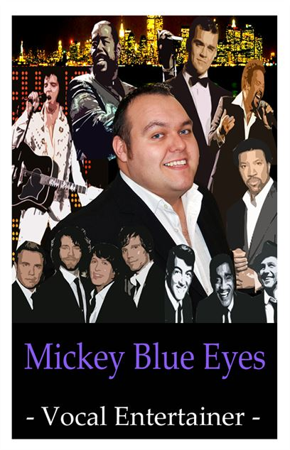 Mickey Blue Eyes Wedding Singer
